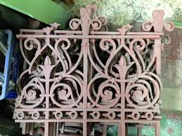 wrought iron fence victorian. Wrought Iron Fence Victorian R