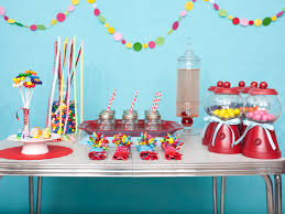 Party Table Decor Birthday Party Table Decoration Ideas For Kids