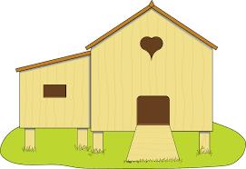Es gibt gartenhäuser aus verschiedenen materialien. Gartenhaus Aus Holz Als Huhnerstall Richtiges Modell Ist Entscheidend