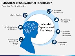 industrial psychology industrial organizational i o psychology powerpoint template