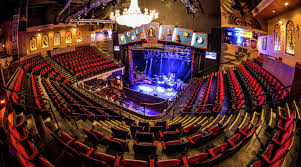 Mandalay Theater Seating Chart House Of Blues Boston Seating