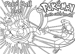Pokemon Coloring Pages Pokeball Traffic Club