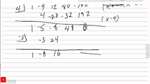 factor a fourth degree polynomial