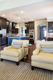 Interior Design For Living Room And Kitchen Before After This Living Room Kitchen Remodel Shows How