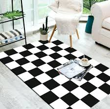 geometric carpet large geometric black and white carpet area rug for bedroom kitchen baths mat door carpet geometric patterns malaysia