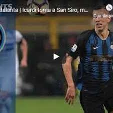 Inter - Atalanta 0-0 Guarda gli Highlights (Inter)