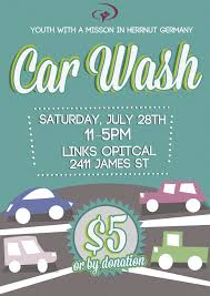 Fundraiser Poster Ideas 26 Best Branding Images On Pinterest Car Wash Fundraiser Flyer
