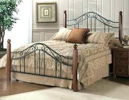 Black Rod Iron Bed Black Rod Iron Bed Rod Iron Bed Furniture Black ...