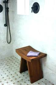 small teak shower stool teak shower stool small corner aqua tiny teak shower stool