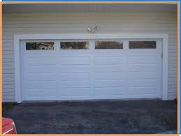 long garage door panels