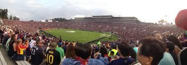 Rose Bowl Section 9 L Row 40 Seat 18 La Galaxy Vs Fc