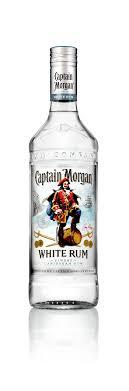 capn morgan white rum carbs