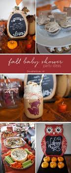 Baby Shower Ideas For Fall  Baby Shower DIYBaby Shower Fall Ideas