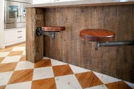 graceful kitchen reclaimed wood 8
