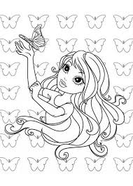 Small Picture 246 best ColouringBratzMonster HighMoxie Girls Ever After