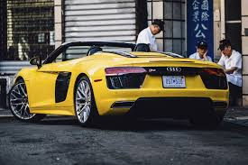 2018 audi r8 spyder. delighful audi the r8 spyder can hit 60 miles per hour in 35 seconds on 2018 audi r8 spyder p