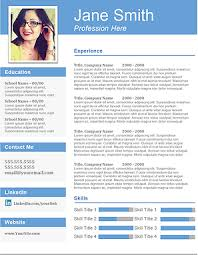 Make A Resume On Microsoft Word Create Resume In Microsoft Word