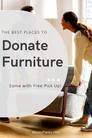 11 places to donate furniture near you