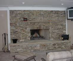 ... Large-size of Upscale Pits Images About Fireplace Renovation On  Fireplace Faux Then Slate Stacked ...