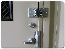 security door locks. Creative Of Security Door Locks With A1 Rentals Kansas City Mobile Offices Storage