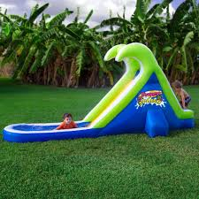 Escape The Heat With A Private Water Slide In Your Backyard  The Water Slides Backyard