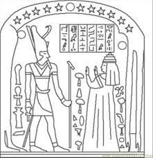 E Egypt Coloring Pages 16 Med Coloring Page Free Egypt Coloring