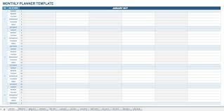 Daily Planner Template Excel Schedules Office Com 2019