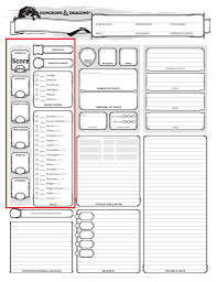 5e backgrounds chart d d 5e character creation 3 steps