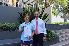 Good Luck Hayley! | Matt Kean MP, Member for Hornsby