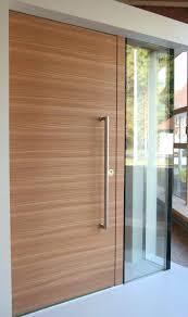 Httpsipinimgcom736x4446f24446f2587fedb88Solid Wood Contemporary Front Doors Uk