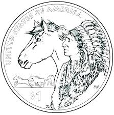 Native Coloring Pages E Coloring Pages Free Symbols Us National