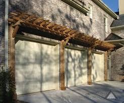 garage door arbor1000 Images About Garage Door Trellis Or Arbors On Pinterest