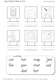 Teaching letter a and the short a sound through phonics activity and worksheets. Phonics Worksheets On Short Vowels Cvc Worksheets Short A Short E Short I Short O Kindergarten Phonics Worksheets Phonics Worksheets Phonics Kindergarten