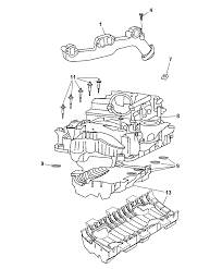 2006 dodge charger manifolds intake exhaust thumbnail 3 4