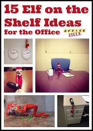 shelf for office. 16 Elf On The Shelf Ideas For Office. Even Elves Love Office Supplies!