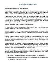 Business Brief Example Business Brief Example Unorthodox Startup Company Description Final