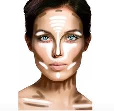 you mugeek vidalondon makeup keep blending until the contour looks somewhat natural blending will prevent a make up source contour lines