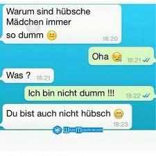 Lustige Whatsapp Bilder Und Chat Fails 77 Hübsch Dumm Deine