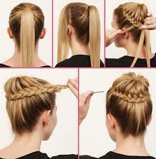 bun hairstyles for your wedding day with detailed steps and Wedding Hairstyles Step By Step 15 romantic wedding buns with step by step instructions fancy hairstyles step by step for wedding