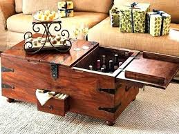 vintage trunk coffee table trunk decor cool coffee table chest vintage trunk coffee table wine storage
