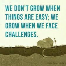 Challenges are meant to make us strong ♤ Wιѕ∂σм ۞ Pinterest Classy Challenges Make Us Strong