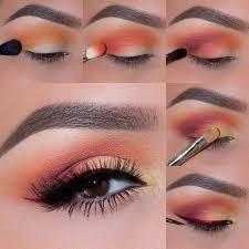 04 awesome bronze summer eye makeup tutorial via