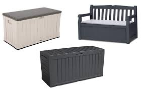 best garden storage boxes for space and