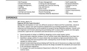 Electrical Foreman Resume Samples Or Construction Superintendent