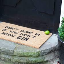 Personalised Doormat - More Than Words