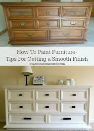 paint furnitureHow To Paint Furniture  Newton Custom Interiors