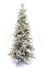 Flocked Christmas Trees \u2013 Happy Holidays!