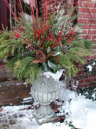 Decorative Garden Urns Snow Cone Maker In Spaces Traditional With Urn Planter Next To Porch 22