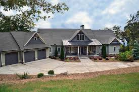 Mountain Ranch With Walkout Basement Rl Architectural Home: Full Size ...