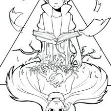 Classy Ideas Gravity Falls Coloring Sheets Marvellous Design Pages
